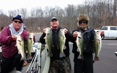 Bass Fishing Begins: Newton Bass Classsic